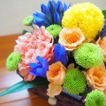 敬老の日に花を贈る!ふさわしい花言葉や定番は?