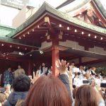 浅草寺の節分会【2019年】に行こう!豆まきの時間は?有名人は誰が来るの?