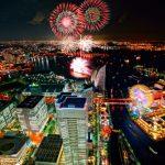 横浜開港祭の花火 場所取りどうする?有料席は取るべき?