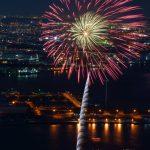 横浜開港祭の花火 人混みを避ける!カップルで花火が見える場所のおすすめは