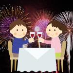 横浜スパークリングトワイライトの花火が見えるレストラン6選