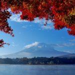 富士山と紅葉の写真を撮ろう!おすすめフォトスポットはココ!