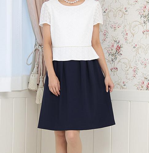 tucked-skirt