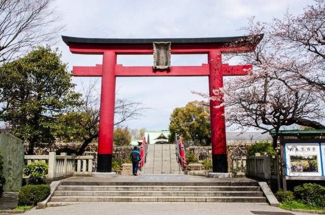 kameidotenjin-torii