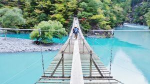 寸又峡の夢の吊り橋への行き方!所要時間や周辺のおすすめスポットも