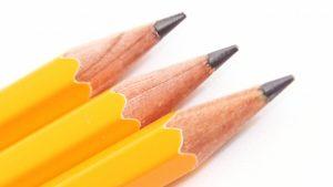 小学校で使う鉛筆の濃さとその理由は?シャーペンは絶対NG?